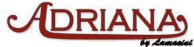 logo adriana by lamasini oi 14 15