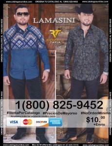 Catalogo Lamasini 2015