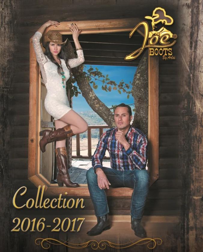 Arles Shoes | Joe Boots | Catalogo Vaquero | Western Wear 1